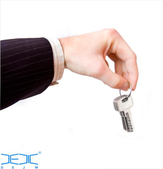 Depozytor kluczy DEJW