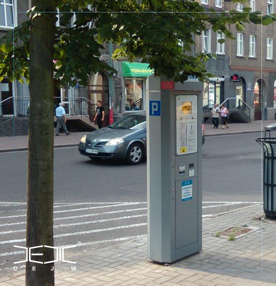 Strefy Płatnego Parkowania