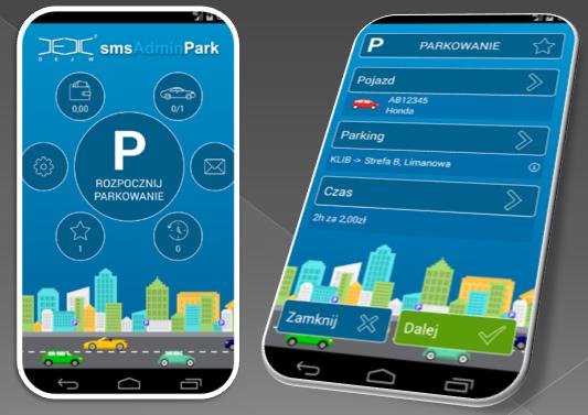 System Płatności Mobilnych – smsAdminPark