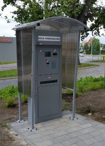 Kasa Automatyczna do obsługi targowisk DEJW