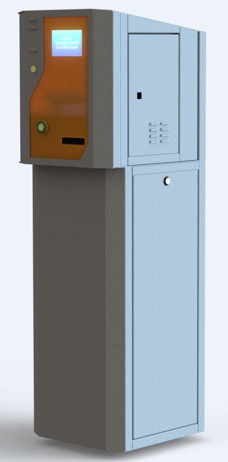 Terminal Wyjazdowy ML 2.1 Kartonik